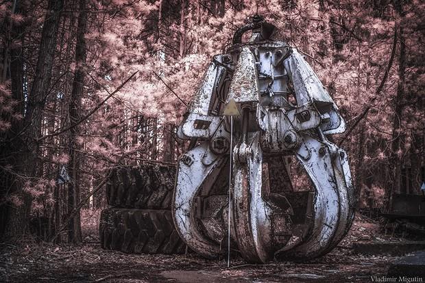 Từ vùng đất ma không ai dám bén mảng, nhà máy điện hạt nhân Chernobyl bỗng hóa xứ sở thần tiên đẹp lịm tim qua lăng kính của nhiếp ảnh gia - Ảnh 13.
