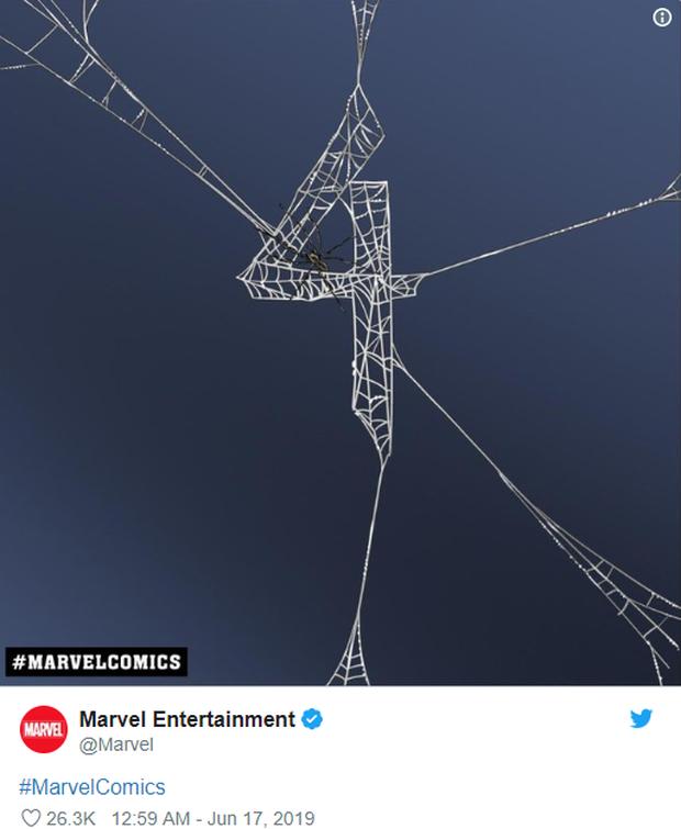 Marvel lại giở quẻ, chơi chiêu tạo sóng trước thềm ra mắt FAR FROM HOME: Spiderman và Fantastic Four sẽ về một nhà! - Ảnh 1.
