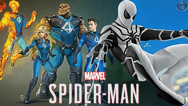 Marvel lại giở quẻ, chơi chiêu tạo sóng trước thềm ra mắt FAR FROM HOME: Spiderman và Fantastic Four sẽ về một nhà! - Ảnh 8.