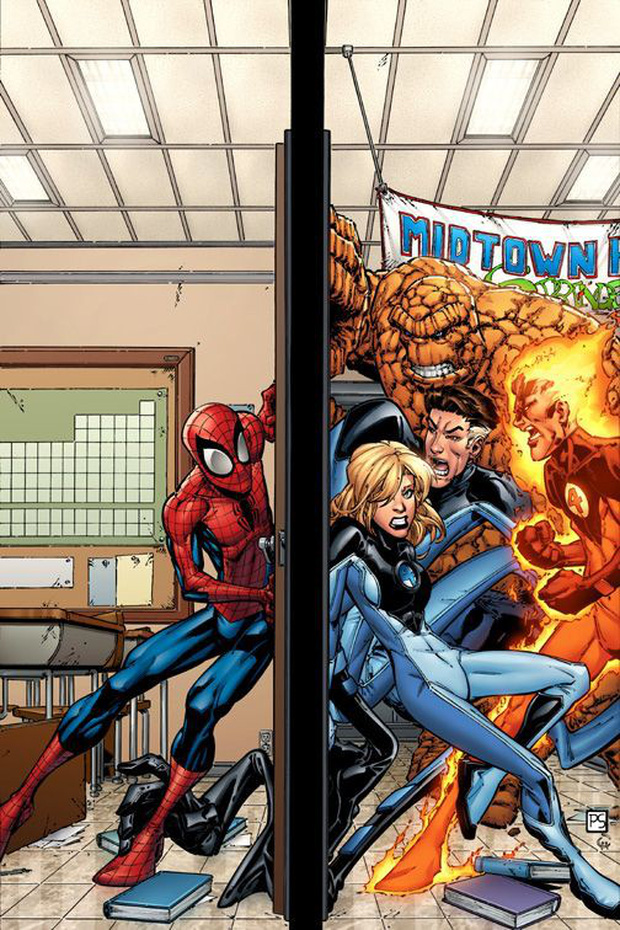 Marvel lại giở quẻ, chơi chiêu tạo sóng trước thềm ra mắt FAR FROM HOME: Spiderman và Fantastic Four sẽ về một nhà! - Ảnh 9.