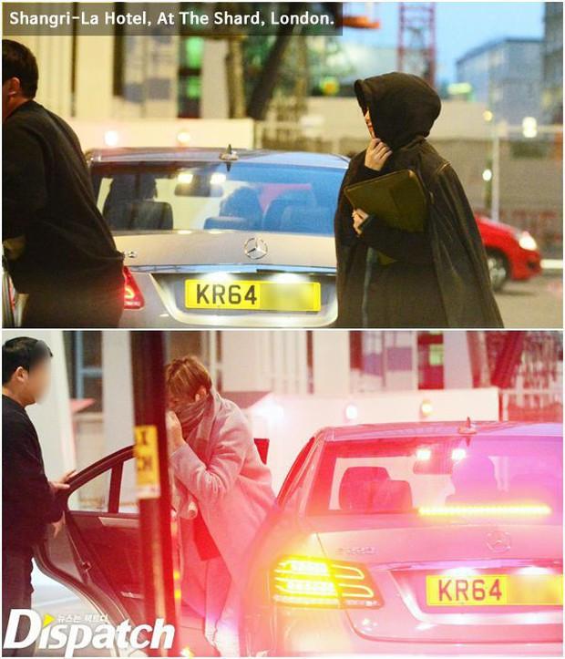 Các cặp đôi Vbiz và Kbiz hẹn hò qua ống kính paparazzi: Sao Việt quá bạo, sao Hàn lại trang bị quá bài bản, khôn khéo - Ảnh 4.