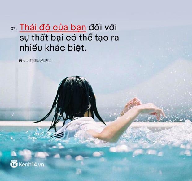 Đừng sợ thất bại, chấp nhận nó, bạn mới ngộ ra 10 bài học quý giá không gì có thể mua được - Ảnh 13.