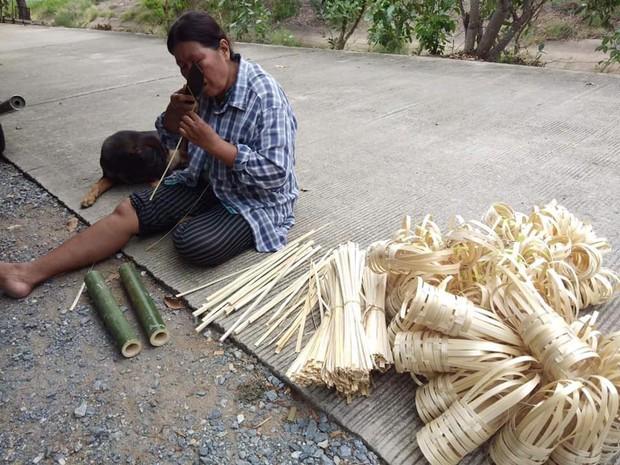 Xuất hiện quai xách ly bằng tre bảo vệ môi trường ở Thái Lan và ý nghĩa nhân văn không ngờ phía sau - Ảnh 3.