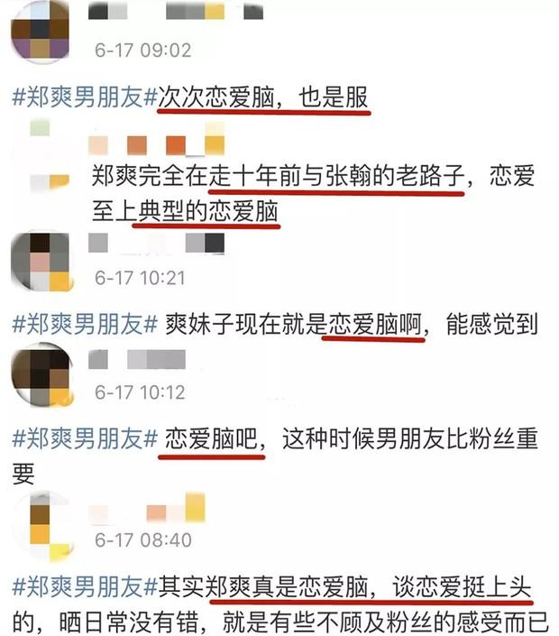 Mù quáng với bạn trai học vấn rởm, Trịnh Sảng đang đi vào vết xe đổ tình cảm như 10 năm trước với Trương Hàn? - Ảnh 2.