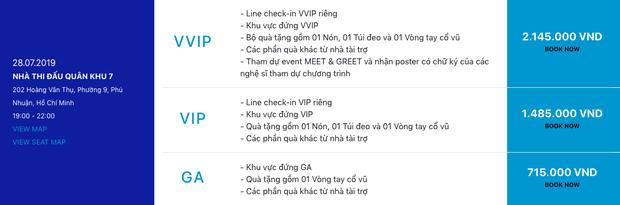 Sơn Tùng M-TP tiết lộ giá vé và 3 điểm đến đầu tiên của Sky Tour 2019, kèm luôn loạt quà tặng hấp dẫn! - Ảnh 2.