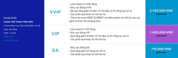 Sơn Tùng M-TP tiết lộ giá vé và 3 điểm đến đầu tiên của Sky Tour 2019, kèm luôn loạt quà tặng hấp dẫn! - Ảnh 4.