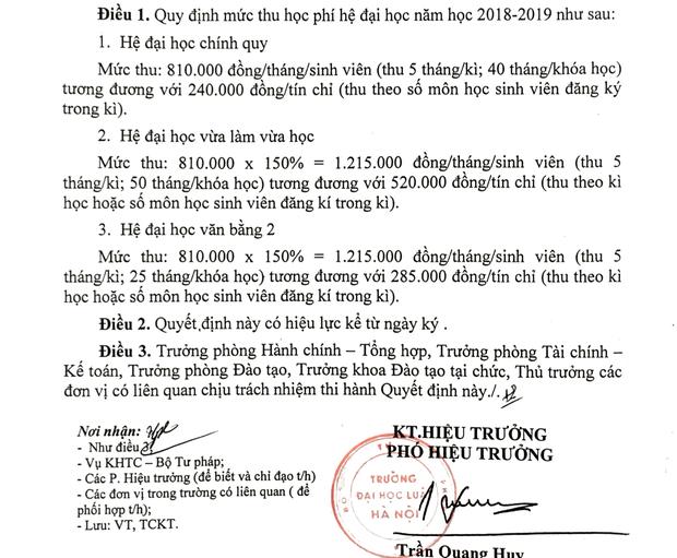 Những trường Đại học công lập học phí thấp bậc nhất Việt Nam, không quá 10 triệu mỗi năm - Ảnh 2.