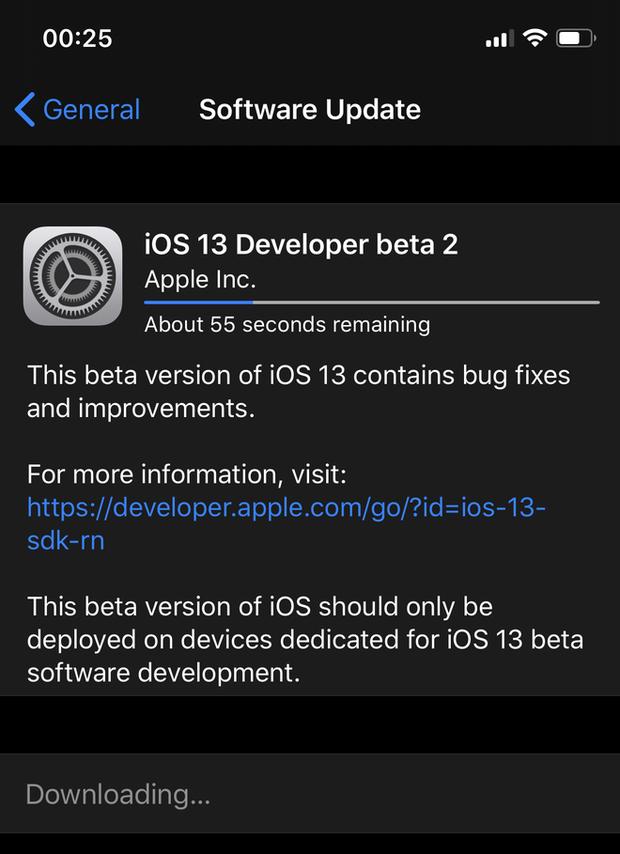 Hướng dẫn lên iOS 13 Beta bằng profile chính chủ Apple: Một phát ăn liền, không cần máy tính - Ảnh 2.