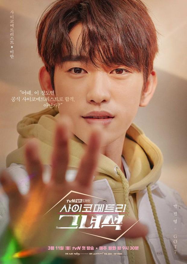 5 lần trai đẹp JYP bùng nổ diễn xuất: Số 2 còn hóa nam thần bản nhí của Lee Min Ho - Ảnh 19.