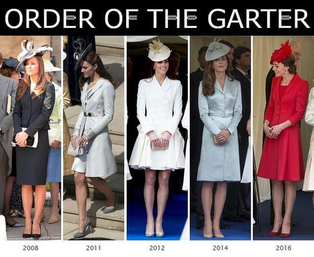 Cuộc đọ style Hoàng gia gay cấn: Trong khi Công nương Kate vẫn giữ hình ảnh cũ thì Hoàng hậu Letizia lại gây bất ngờ - Ảnh 5.