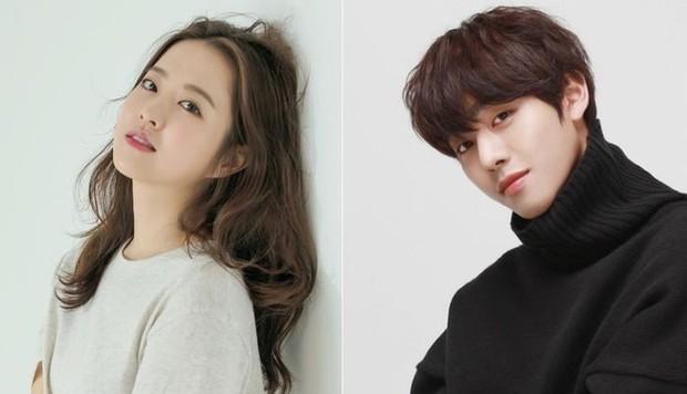 Qua nhiều đời trai, Park Bo Young rốt cuộc cũng tìm được mỹ nam Ahn Hyo Seop của đời mình - Ảnh 1.
