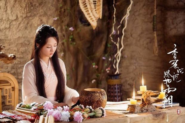 Nhìn tạo hình cổ trang ăn tiền của sao Hoa Ngữ, netizen đua nhau cảm thán: Đẹp gì nhức nách vậy các chế ơi? - Ảnh 8.