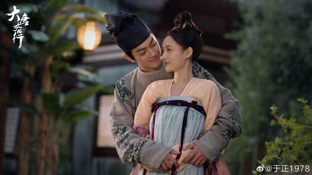Vu Chính khoe người đẹp cổ trang trong phim mới Đại Đường Nữ Nhân Hành, ai ngờ mỹ nhân này đã... 70 tuổi - Ảnh 1.