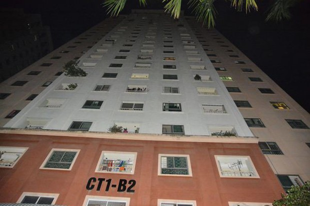 Bé gái 6 tuổi tử vong do rơi từ tầng 14 chung cư Xa La: Ở nhà 1 mình, ban công không có lưới an toàn - Ảnh 1.