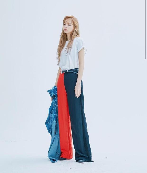 """Nếu không phải Lisa (Blackpink) thì idol nào mới có thể """"cân"""" được đống trang phục khó cảm nhường này? - Ảnh 3."""