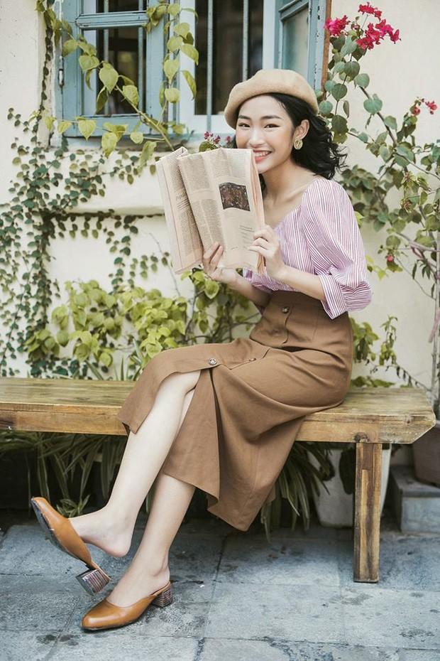 Sở hữu đường nét khuôn mặt xinh lạ như người Hàn nhưng cô gái này cho biết luôn e ngại khi bị người khác nhận ra - Ảnh 6.