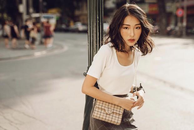 Sở hữu đường nét khuôn mặt xinh lạ như người Hàn nhưng cô gái này cho biết luôn e ngại khi bị người khác nhận ra - Ảnh 4.