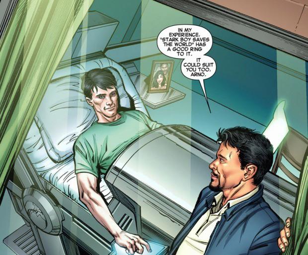 Luôn miệng nói Iron Man chết là cái kết đẹp, nhưng Marvel sẵn sàng lật kèo cho Tony Stark hồi sinh với lí do không ngờ - Ảnh 6.