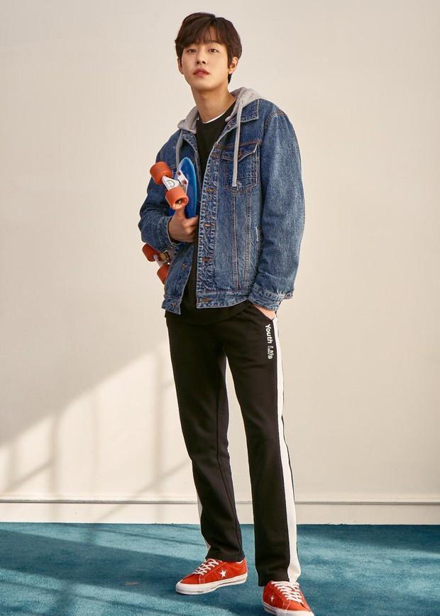 Qua nhiều đời trai, Park Bo Young rốt cuộc cũng tìm được mỹ nam Ahn Hyo Seop của đời mình - Ảnh 7.