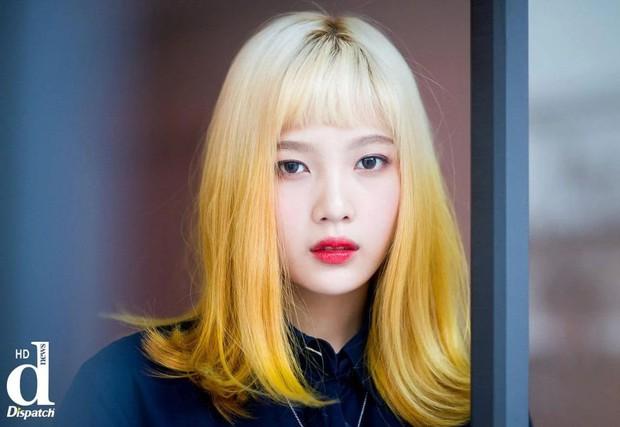 Loạt idol Kpop gây bão nhờ tóc vàng bạch kim: Người vịt hóa thiên nga, lên hẳn top trend, kẻ tuột dốc không phanh - Ảnh 32.