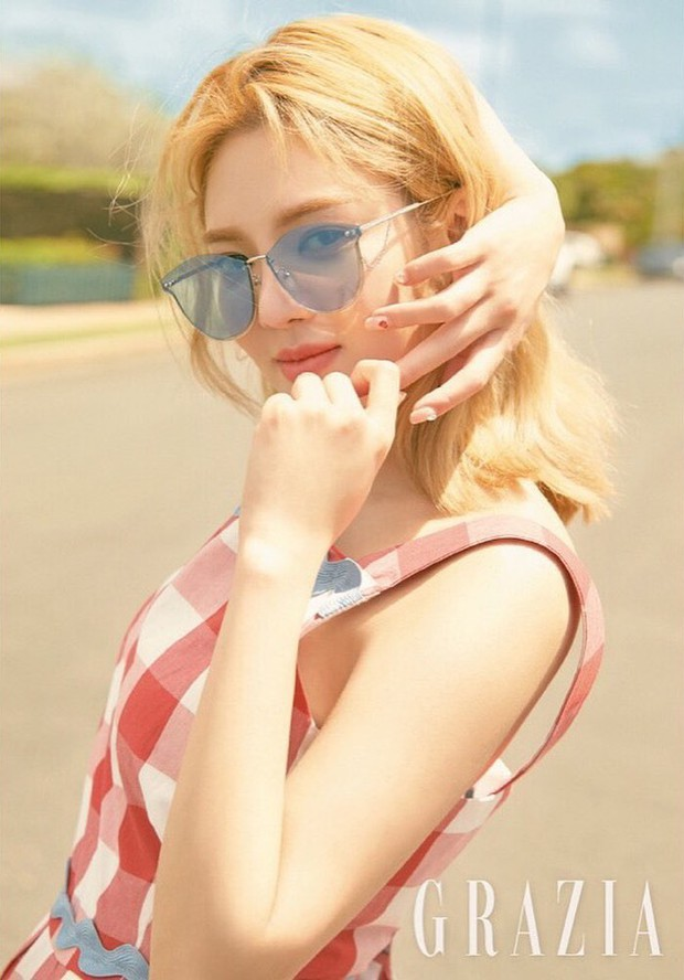Loạt idol Kpop gây bão nhờ tóc vàng bạch kim: Người vịt hóa thiên nga, lên hẳn top trend, kẻ tuột dốc không phanh - Ảnh 11.