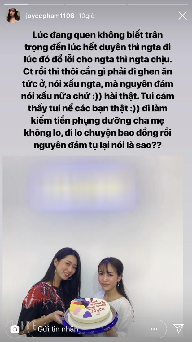 Con gái đại gia Minh Nhựa vừa hot trên Instagram đã bị người yêu cũ lập hội nói xấu? - Ảnh 2.