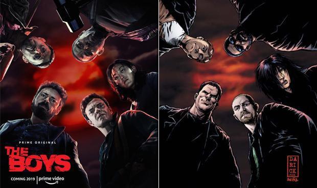 Tung trailer siêu anh hùng mà toàn đi phá hoại, The Boys nên được gọi là Về Nhà Đi Con? - Ảnh 5.