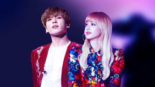 Trời ơi tin nổi không: Cặp đôi Jungkook (BTS) và Lisa (BLACKPINK) được đề cử trong lễ trao giải quốc tế dù chưa hẹn hò - Ảnh 2.