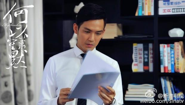 Kiếp trước Chung Hán Lương hẳn đắc tội với biên kịch, kiếp này toàn phải chịu cảnh yêu xa thế này? - Ảnh 11.
