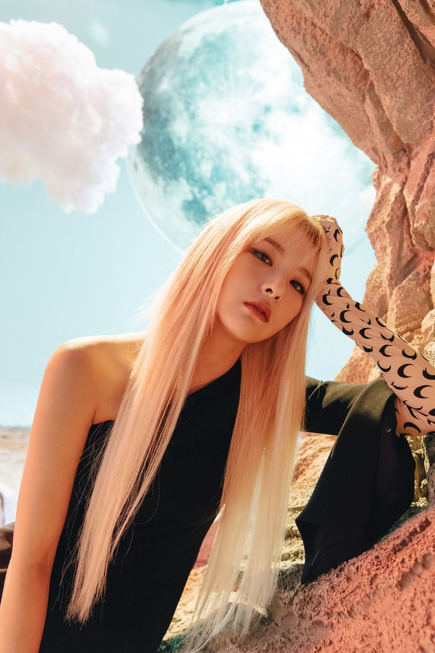 Loạt idol Kpop gây bão nhờ tóc vàng bạch kim: Người vịt hóa thiên nga, lên hẳn top trend, kẻ tuột dốc không phanh - Ảnh 21.