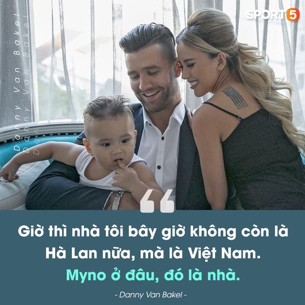 """Bóng đá Việt qua mắt cầu thủ ngoại (kỳ 4) Van Bakel: """"Tôi nợ Việt Nam rất nhiều, đất nước này cứu rỗi tôi, sau đó cho tôi sự nghiệp và một gia đình hạnh phúc cùng DJ Myno"""" - Ảnh 1."""