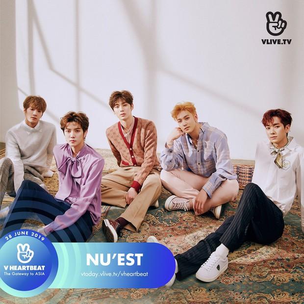 Hé lộ line-up khủng của show Hàn-Việt cuối tháng 6: 1 nhóm nhạc nam Kpop cực hot sẽ bùng nổ bên Thủy Tiên, Hòa Minzy - Ảnh 1.