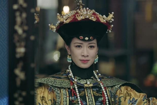 Vu Chính khoe người đẹp cổ trang trong phim mới Đại Đường Nữ Nhân Hành, ai ngờ mỹ nhân này đã... 70 tuổi - Ảnh 7.