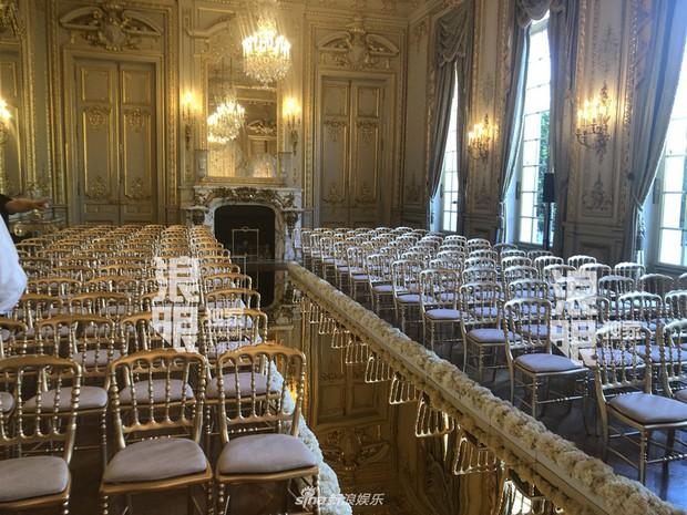 Đám cưới bất ngờ nhất Cbiz: Thần đồng piano Lang Lang kết hôn, Châu Kiệt Luân - John Legend tới tận Paris tham dự - Ảnh 9.