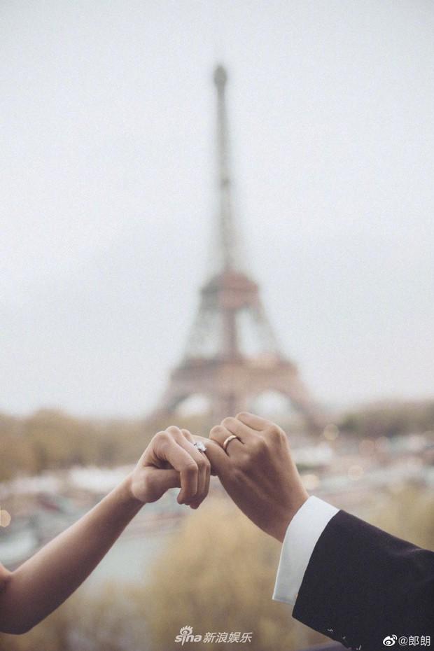 Đám cưới bất ngờ nhất Cbiz: Thần đồng piano Lang Lang kết hôn, Châu Kiệt Luân - John Legend tới tận Paris tham dự - Ảnh 16.