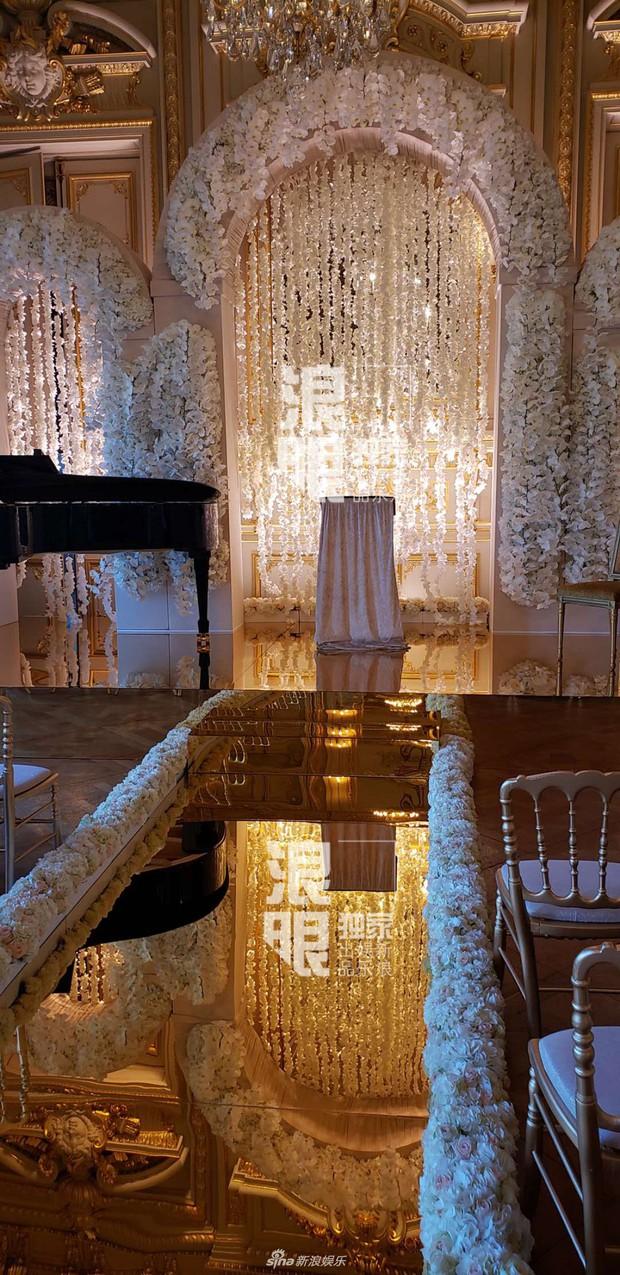 Đám cưới bất ngờ nhất Cbiz: Thần đồng piano Lang Lang kết hôn, Châu Kiệt Luân - John Legend tới tận Paris tham dự - Ảnh 10.