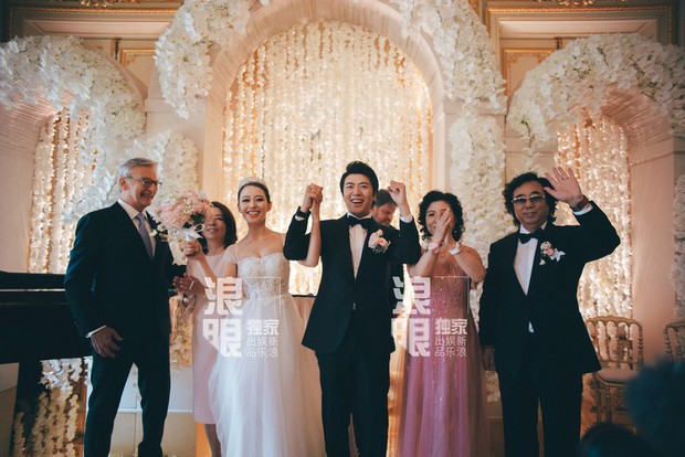 Đám cưới bất ngờ nhất Cbiz: Thần đồng piano Lang Lang kết hôn, Châu Kiệt Luân - John Legend tới tận Paris tham dự - Ảnh 7.