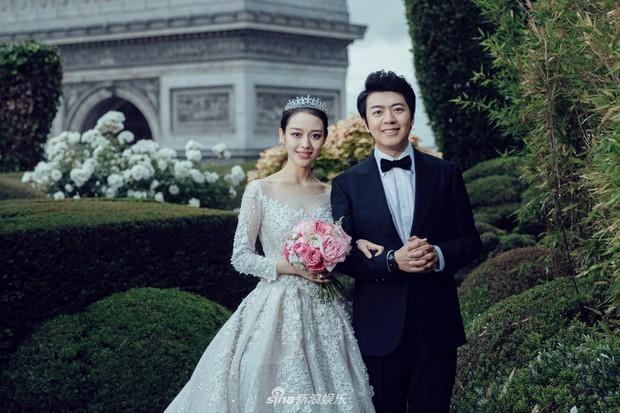 Đám cưới bất ngờ nhất Cbiz: Thần đồng piano Lang Lang kết hôn, Châu Kiệt Luân - John Legend tới tận Paris tham dự - Ảnh 5.