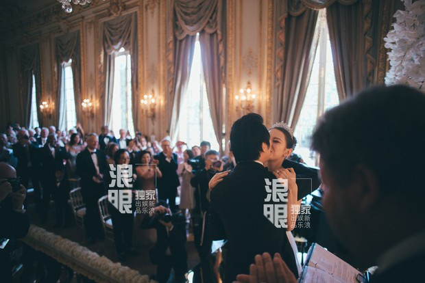 Đám cưới bất ngờ nhất Cbiz: Thần đồng piano Lang Lang kết hôn, Châu Kiệt Luân - John Legend tới tận Paris tham dự - Ảnh 3.