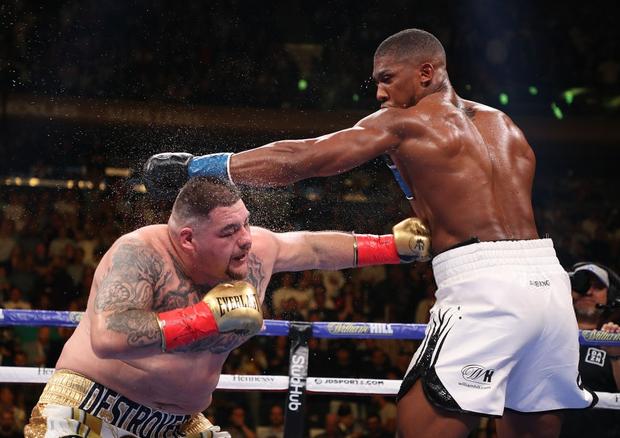 Nhà vô địch sở hữu body cực khủng bị gã béo đấm chảy máu mũi, nhận thất bại gây sốc với toàn thế giới - Ảnh 4.