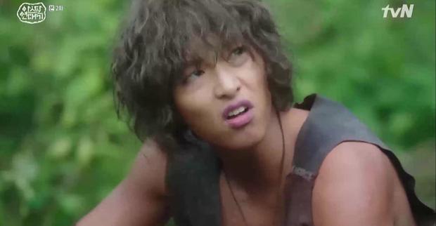 Song Joong Ki bị Kim Ji Won lấy đá chọi đầu, lộ diện là thế hệ đầu của thần tượng Kpop ngay Niên sử ký Arthdal tập 2 - Ảnh 2.