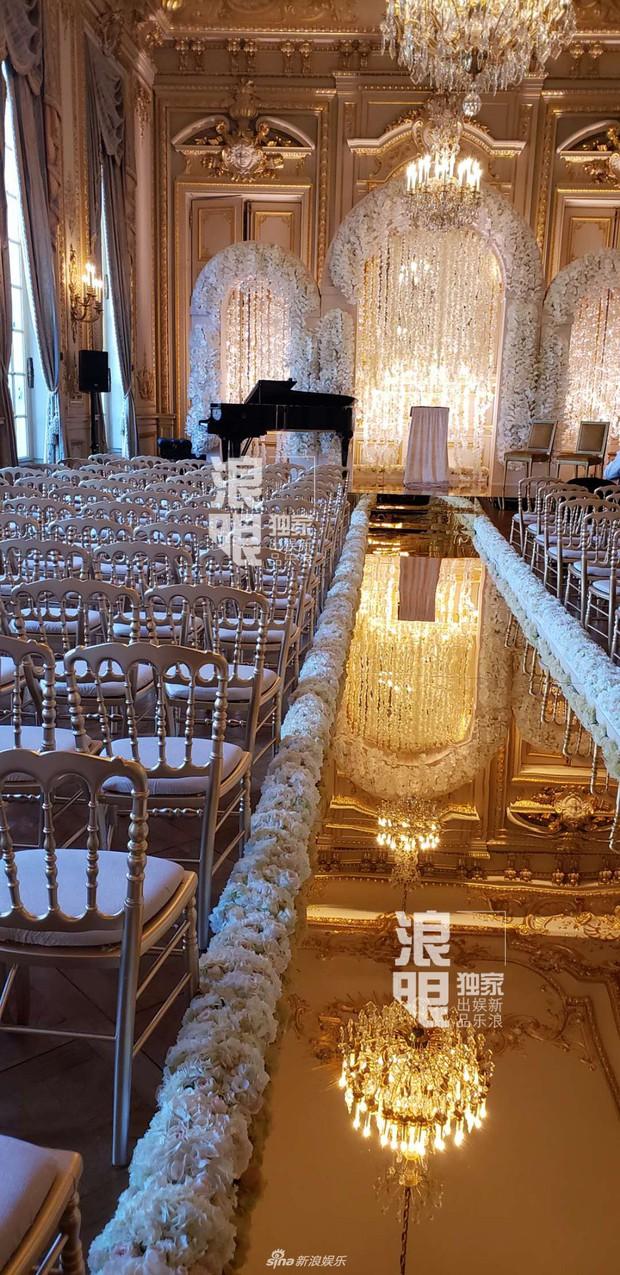 Đám cưới bất ngờ nhất Cbiz: Thần đồng piano Lang Lang kết hôn, Châu Kiệt Luân - John Legend tới tận Paris tham dự - Ảnh 11.