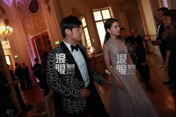 Đám cưới bất ngờ nhất Cbiz: Thần đồng piano Lang Lang kết hôn, Châu Kiệt Luân - John Legend tới tận Paris tham dự - Ảnh 13.