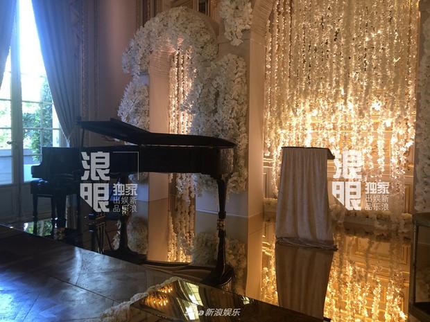 Đám cưới bất ngờ nhất Cbiz: Thần đồng piano Lang Lang kết hôn, Châu Kiệt Luân - John Legend tới tận Paris tham dự - Ảnh 12.