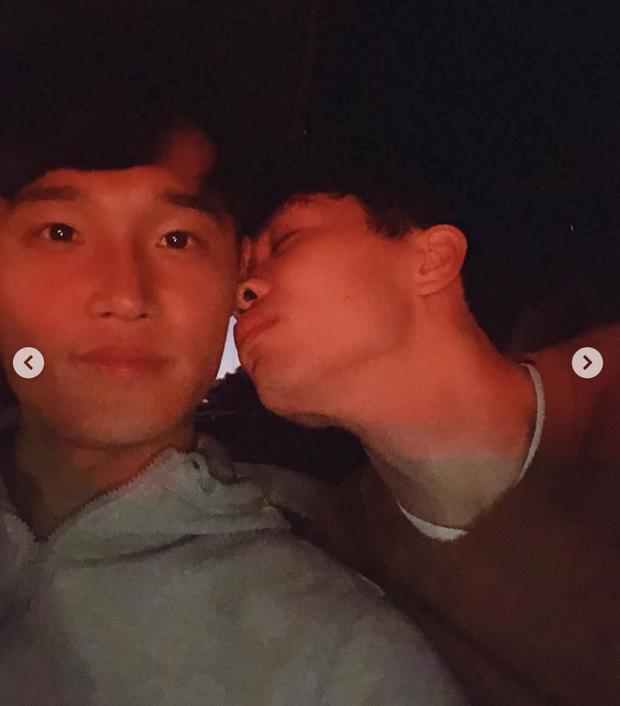 Hội bạn thân Incheon đăng ảnh chia tay Công Phượng cực tình cảm, anh chàng xúc động chỉ biết nói: Love you - Ảnh 12.