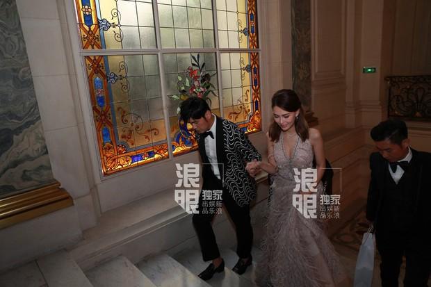 Đám cưới bất ngờ nhất Cbiz: Thần đồng piano Lang Lang kết hôn, Châu Kiệt Luân - John Legend tới tận Paris tham dự - Ảnh 14.