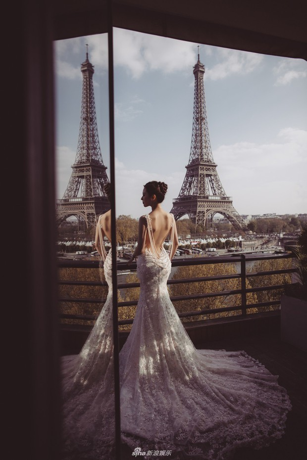 Đám cưới bất ngờ nhất Cbiz: Thần đồng piano Lang Lang kết hôn, Châu Kiệt Luân - John Legend tới tận Paris tham dự - Ảnh 20.