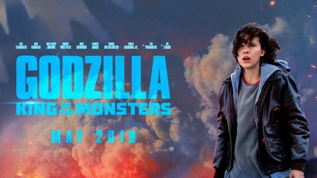 Sao nhí đang gây sốt của bom tấn Godzilla: Nhan sắc và tài năng xuất chúng, bạn gái tin đồn của quý tử nhà Beckham - Ảnh 1.