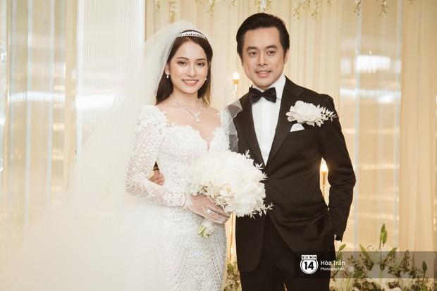Noo Phước Thịnh, Trấn Thành cùng dàn nghệ sĩ đình đám Vbiz tề tựu tại đám cưới của Dương Khắc Linh - Ngọc Duyên - Ảnh 1.