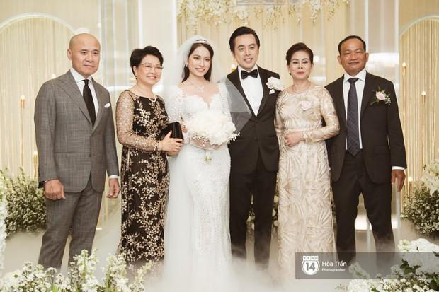 Noo Phước Thịnh, Trấn Thành cùng dàn nghệ sĩ đình đám Vbiz tề tựu tại đám cưới của Dương Khắc Linh - Ngọc Duyên - Ảnh 2.